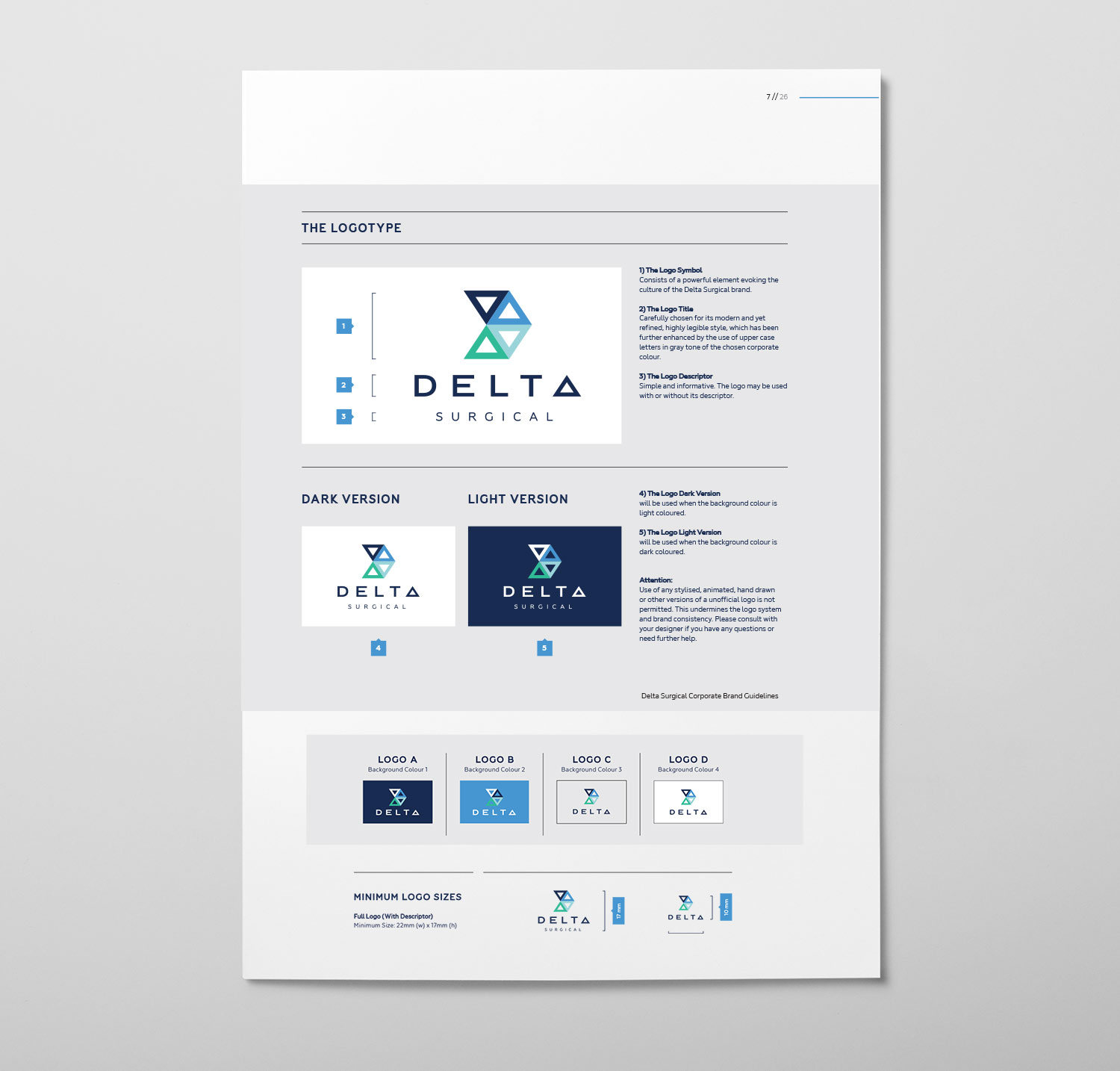 brand design by the sight seekers, south africa